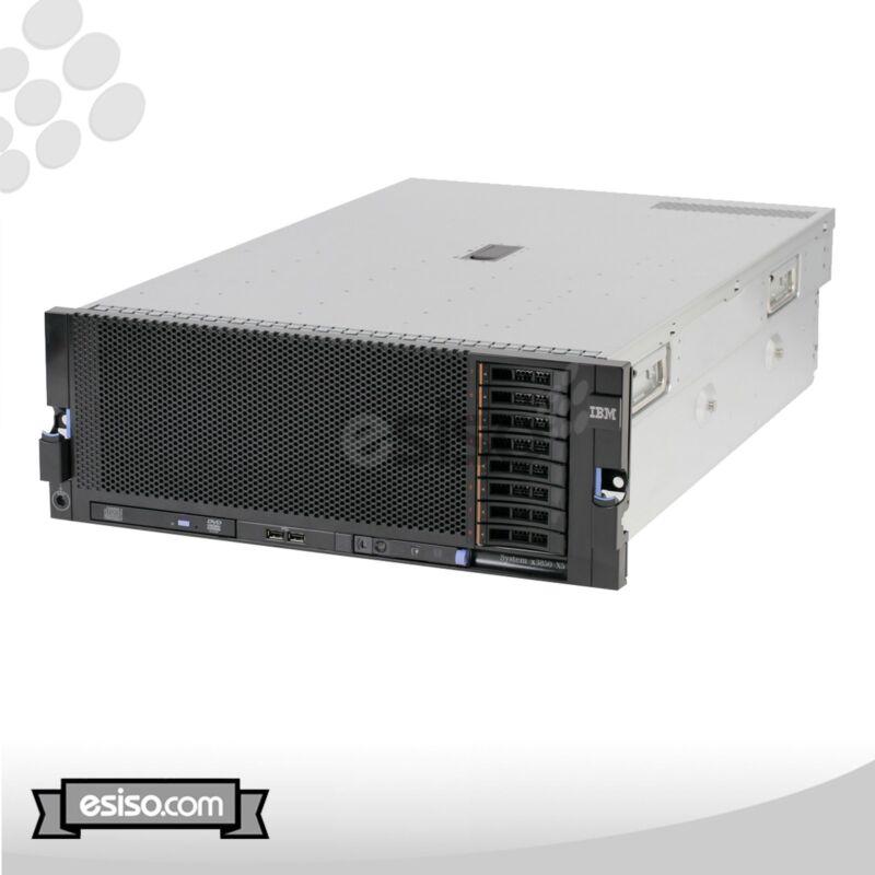 Ibm System X3850 X5 Server 2x Xeon 8 Core E7-4820 2.0ghz 64gb 4x 146gb 10k Sas
