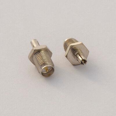 RP SMA zu TS9 Adapter CRC9 Stecker Male/Male M/M u.A. für Huawei E160 UMTS Neu online kaufen