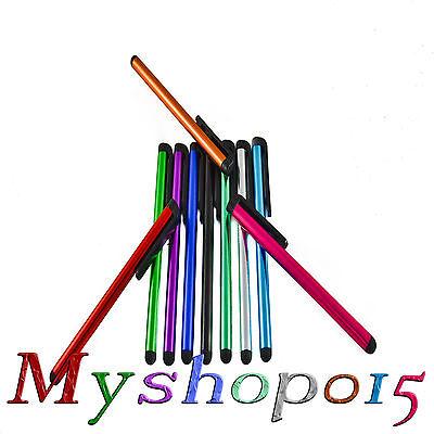 10 Stylus Touch Pen Eingabestift Bedienstift Handystift SmartPhones und Tablet