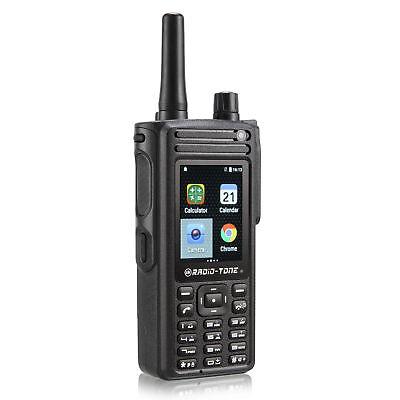Radio Tone Rt4 4G Lte Android 6 0 Wifi Ptt Zello Echolink Teamspeak Smartphone