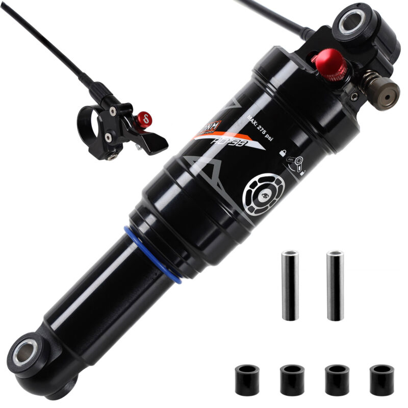 DNM AO-38RL Mountain Bike Air Rear Shock With Remote Lockout