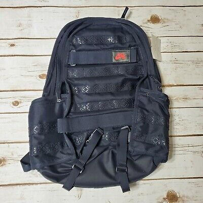 NIKE SB RPM Skateboarding Backpack Navy Red BA6411 475