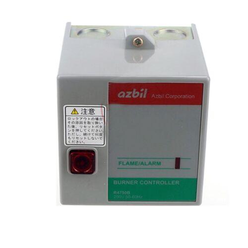 YAMATAKE Azbil R4750B208-2 Burner Controller New