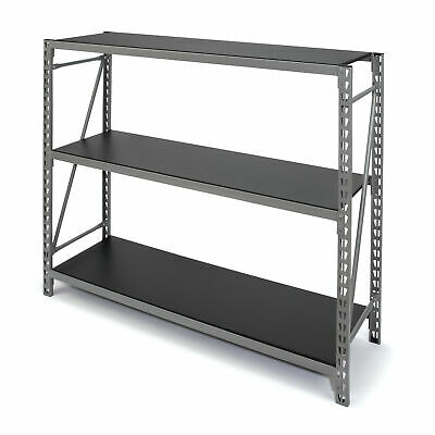 Steelman 42 In. 3 Shelf Storage Rack Str-4830