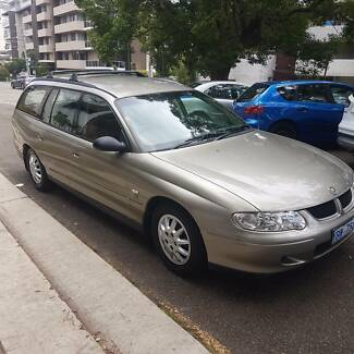 Holden Commodore VX Wagon