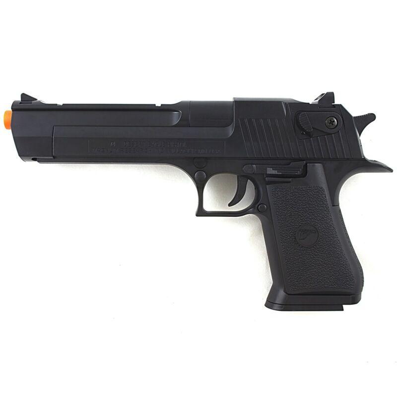 DESERT EAGLE .50 AE LICENSED SPRING AIRSOFT PISTOL HAND GUN w/ 6mm BB Magnum