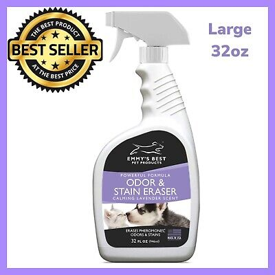 Emmys Best Dog Pet Urine Spray Odor Remover Enzyme Carpet Cleaner For Pets (Best Dog Carpet Cleaner)