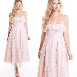 Vintage Lace Dress - eBay