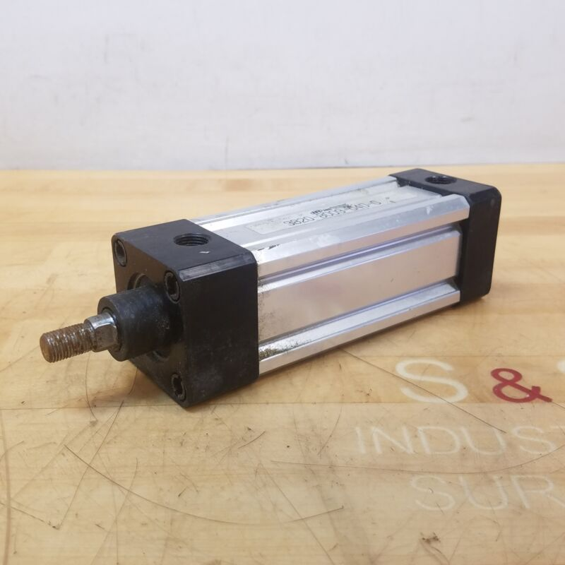 """Ingersoll Rand 9820-8009-040-G Pneumatic Cylinder, 1-5/8"""" Bore 4"""" Stroke - USED"""