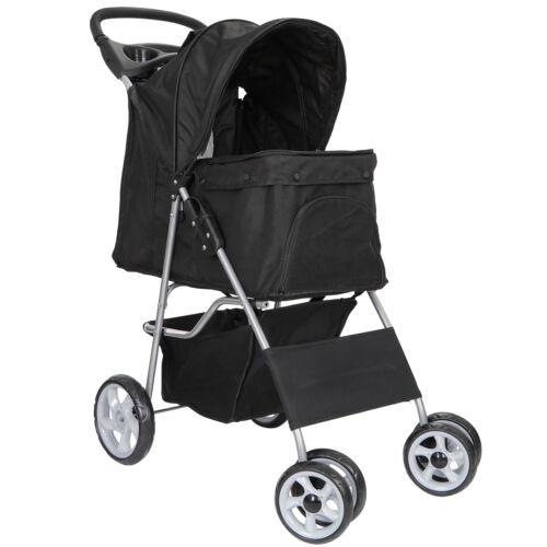 dog stroller pet travel carriage safe 4