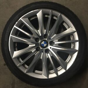BMW  245 40R 19 TIRES AND MAGS BMW ORIGINAL