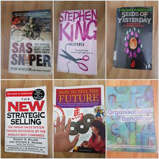 Books start from $5
