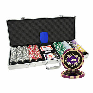 14g ace casino poker chips
