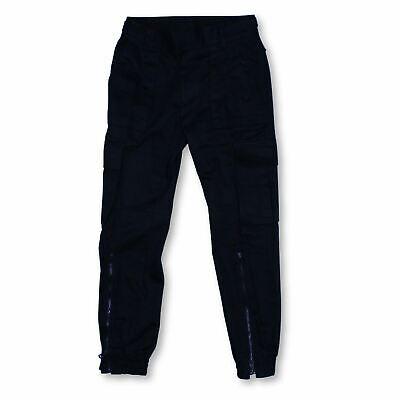 Juun. J Men's Trousers W 32 in Colour:  Black