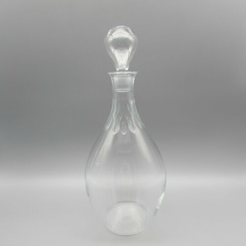Orrefors Crystal Prelude Decanter w/ Stopper