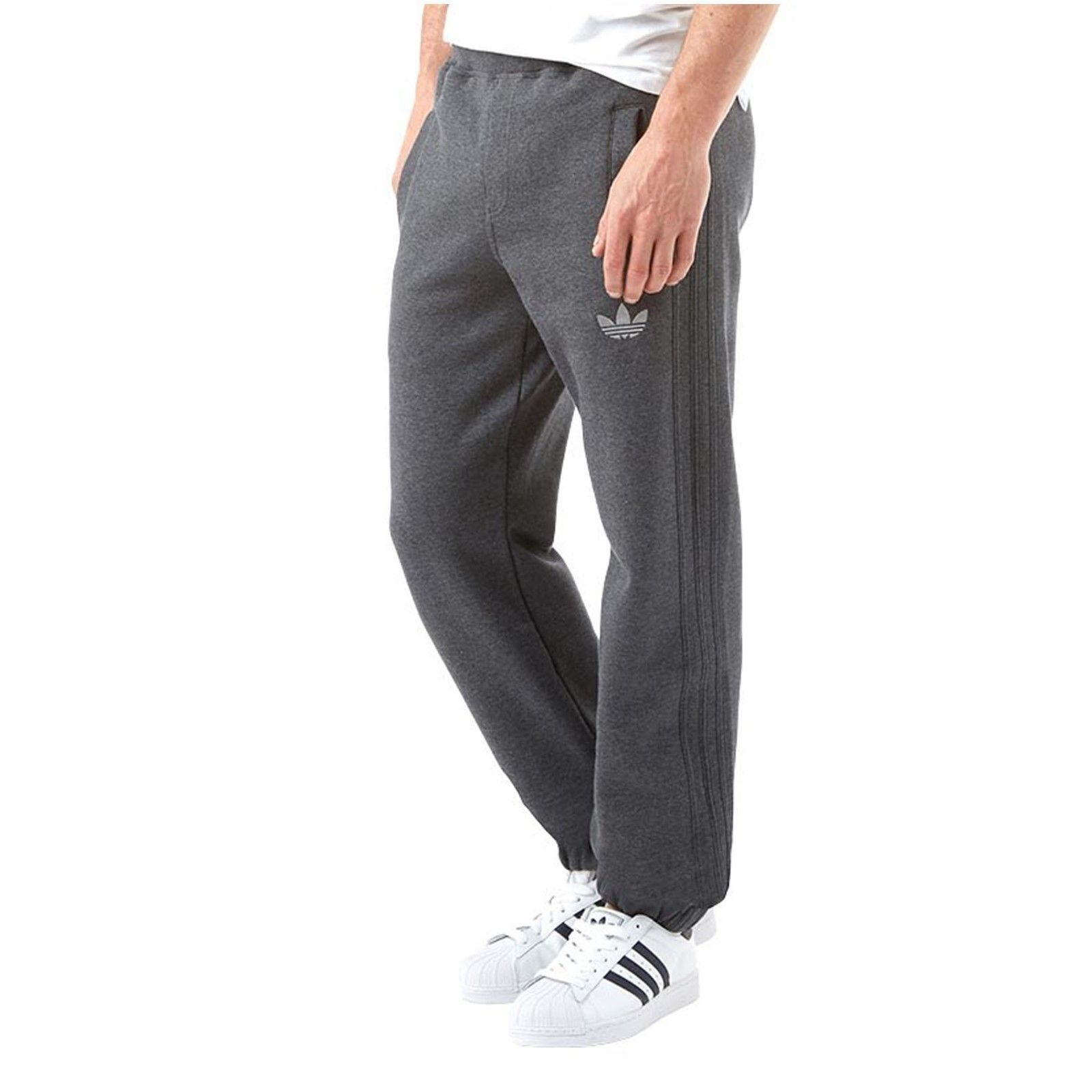 d0c2edff3c Details about ✅24hr DELIVERY✅ ADIDAS Men's SPO Sweat pants Fleece Track  Bottoms Joggers rrp£45