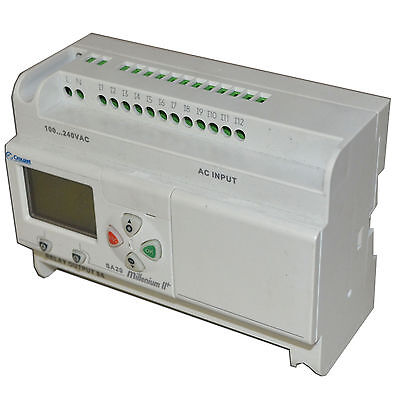 Crouzet Sa20 Millenium 11 Ac 100 240 Volt 5060 Hz 8 V A--sa