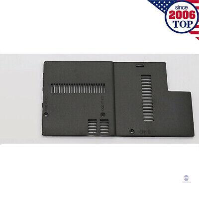 New Memory HDD Cover RAM Door for HP EliteBook 2540P S0P73 Bottom Case US