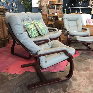 Mid Century Tessa Style Lounge Suite