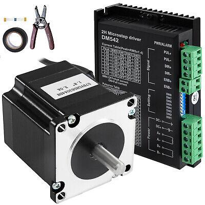 Nema 23 Stepper Motor Servo Driver Cable Kit 1.3nm 2 Phase General Application