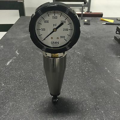Spindle Force Test Gauge Cat40 And Bt40