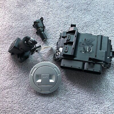 2020 BMW S1000RR Ignition Switch EURO ECU Key Lock Set Brace Tank Lid Trunk K67