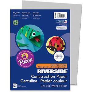 Pacon Construction Paper 76lB 9