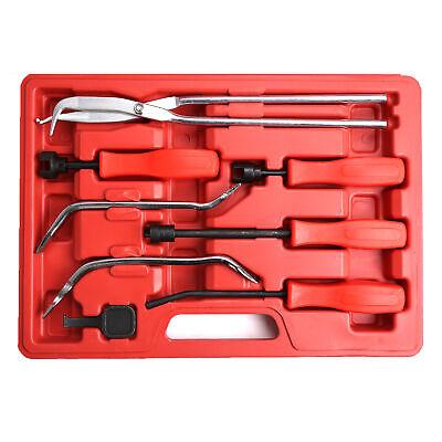 8pc Brake Service Tool Set   Professional Repair Install Drum Servicing Springs