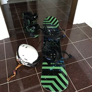 Firefly Snowboard and Accessories