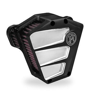 PERFORMANCE MACHINE AIR CLEANERS AND INTAKES, SCALLOP 0206-2085-BMP