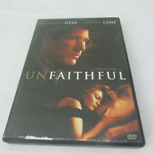 Unfaithful DVD Movie   eBay