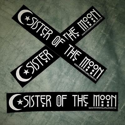 Stevie Nicks Fleetwood Mac Sister Of The Moon Custom Made Decal Sale Priced