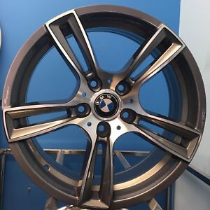 """New BMW mags 17"""" 5x120, CB72.6 promotion 580$"""