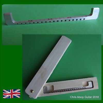 6 x FretBoard Fingerboard Fret Protector 0.1mm Thick.TF021 All Different Sizes