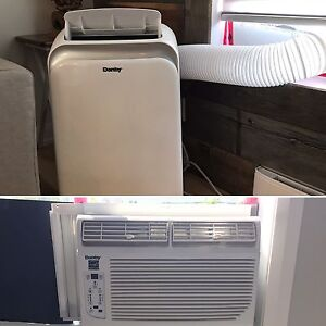 Moving Sale!!! NEW Danby Air Conditioners - Selling 2