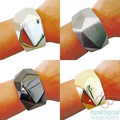 Fitbit Flex or Flex 2 Concealing Protective Bracelet- The SLOANE- -Stunning!