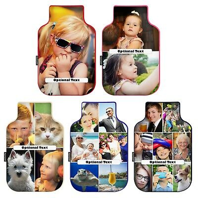 Personalised Collage Montage Photo Hot Water Bottle Cover with Free 2L Bottle - Photo Water Bottle