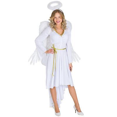 Frauenkostüm sexy Weihnachtsengel Kleid Kostüm Karneval Engel Weihnachten - Kostüm Frauen Engel