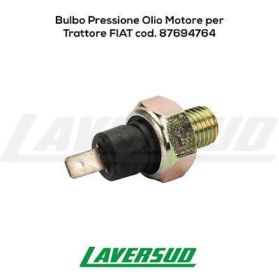 Bulbo Pressione Olio Motore per Trattore FIAT cod. 87694764