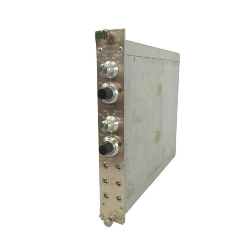 Delay & Gate Generator  NIM BIN Plug-In Module Tennelec EG&G Ortec