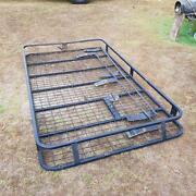 Roof Rack basket to suit Toyota 80's series Landcruiser Narangba Caboolture Area Preview