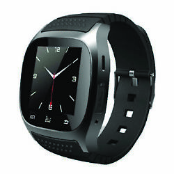 Supersonic Bluetooth Smart Watch with Built-in Microphone and Speaker