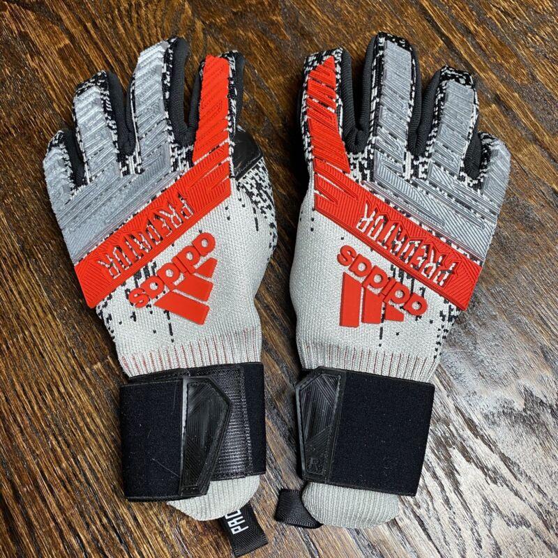 Adidas Predator Pro Goalkeeper Glove GK URG 2.0 Soccer Football DY2594 Sz 7 $120