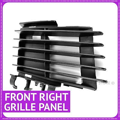 Right front bumper trim bezel grille for Vauxhall Vectra 03-08 with Fog lamp