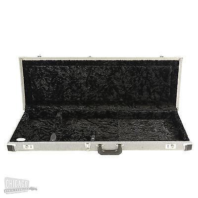 Fender Deluxe Tweed Case Strat/Tele Black Plush Interior