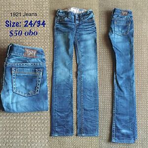 Ladies Brand Name Jeans!