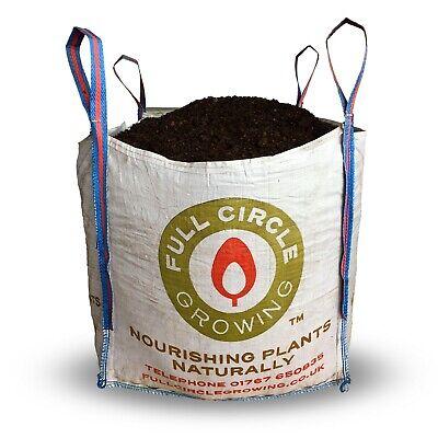 Bulk bag organic soil conditioner / improver, 100% peat free, vegan 1000 Litres!
