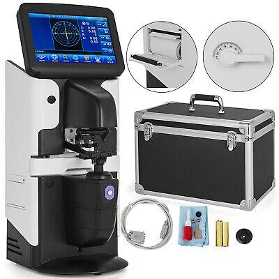 7 Touch Screen Optical Digital Auto Lensmeter Lensometer Pd Uv Printer