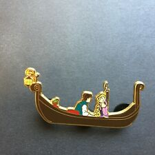 Tangled Rapunzel Pascal Flynn Rider in Boat - LE 65 ...