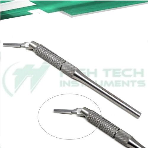 Round Pattern Adjustable 7 Ways Scalpel Handle #3 Surgical Dental Implants